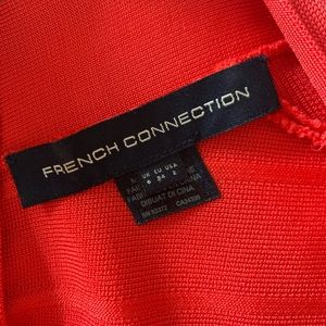 French Connection Dresses - French Connection Red Dress